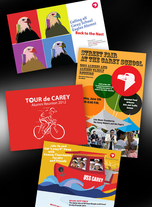 The Carey School Collateral