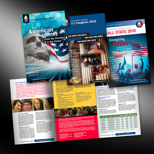 Junior State of America (JSA) Collateral