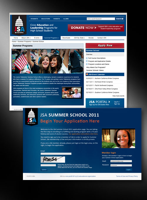 Junior State of America (JSA)