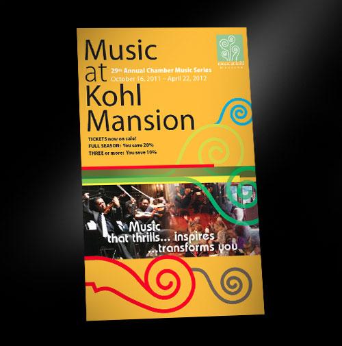 Music at Kohl Mansion