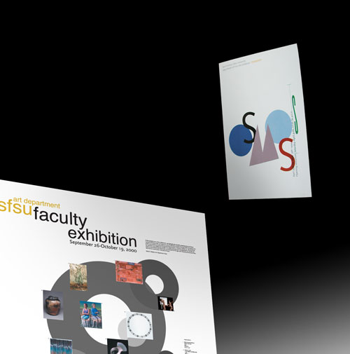 San Francisco State University (SFSU) Collateral