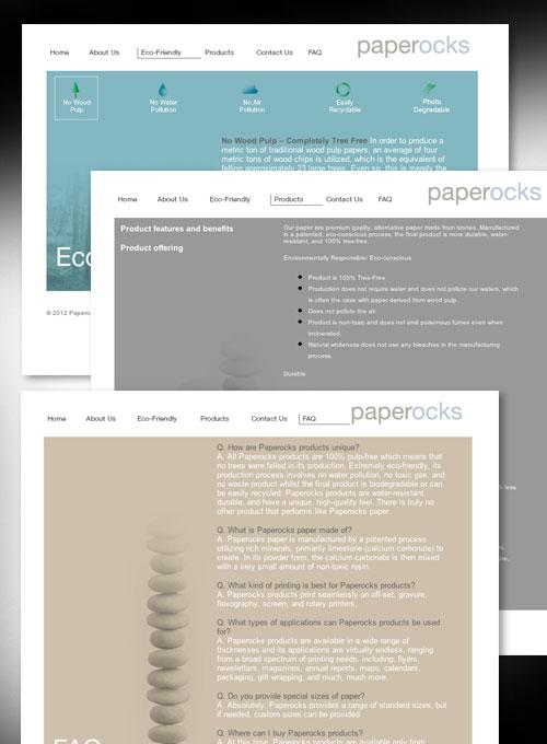 Paperocks